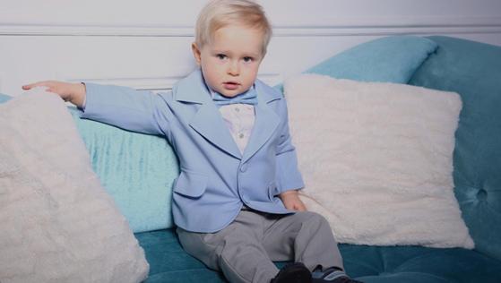 Детские нарядне костюмы для мальчиков