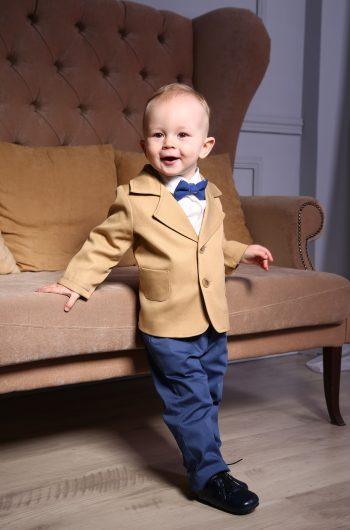 Стильный брендовый костюм для мальчика