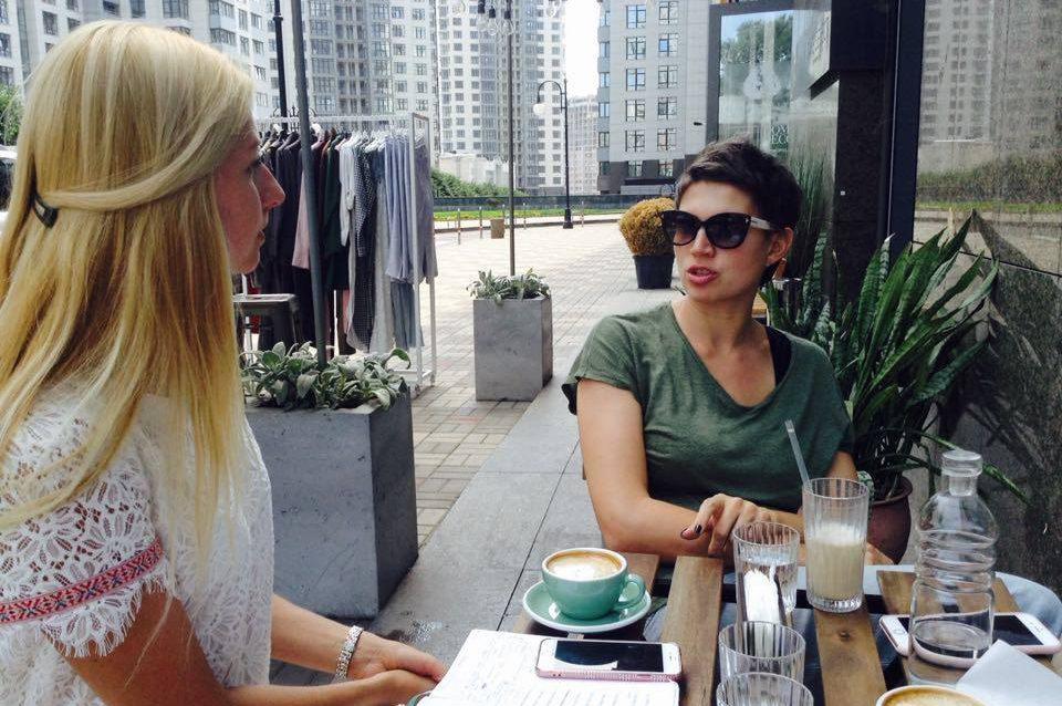 Интервью Саша Дергоусова: Управляющий партнер в Dergousova Agency