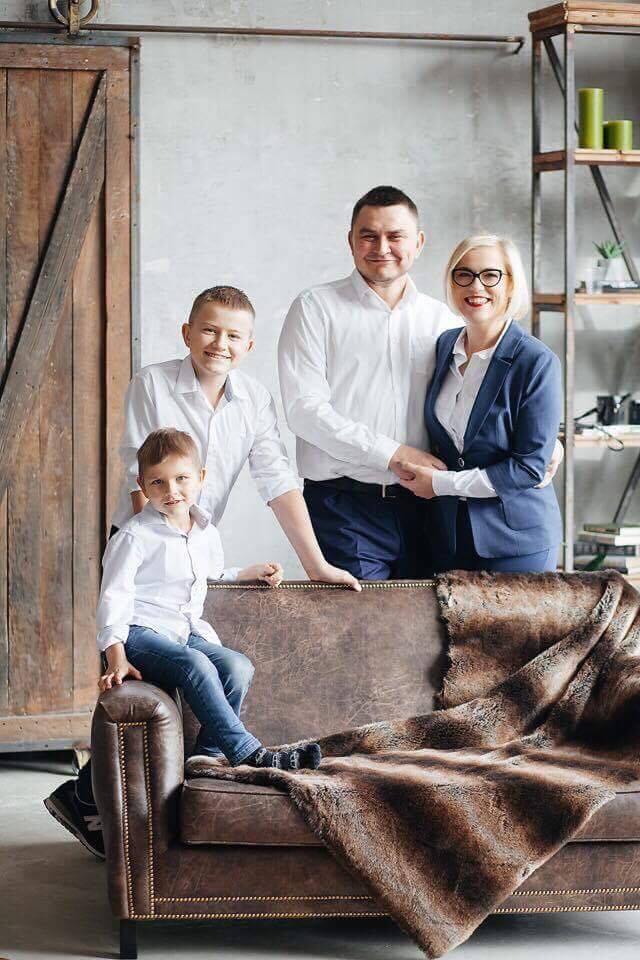 Семья Катерины Пилипчук (Family 3.0. Центр освіти майбутнього)