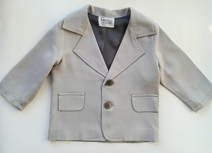 Пиджак для мальчика на 1-2 года