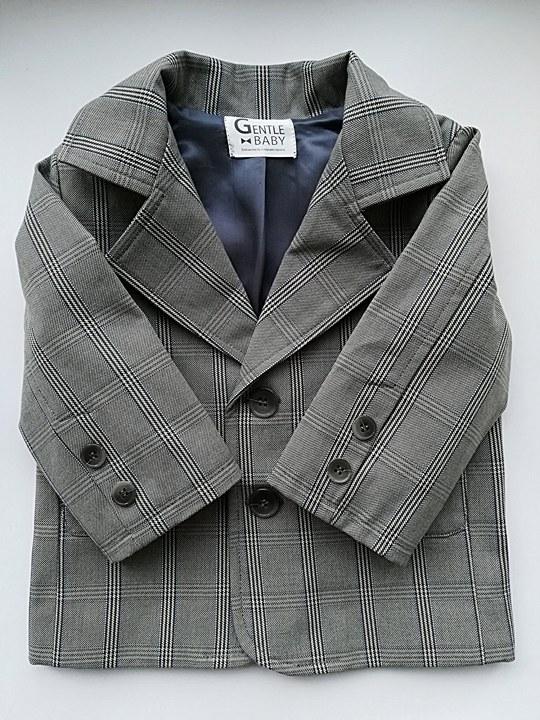 Нарядный пиджак для мальчика 1 год