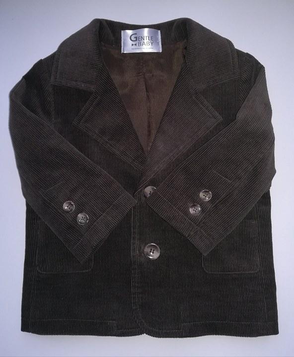 Пиджак для мальчика 86