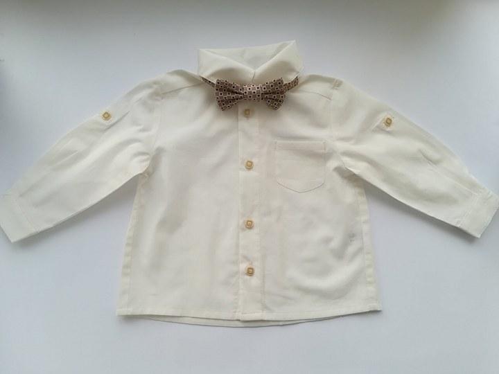 Рубашка с бабочкой на 1 год Украина