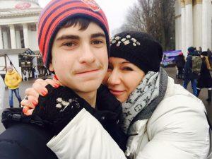 Интервью - Маргарита Сичкарь: быть мамой мальчика