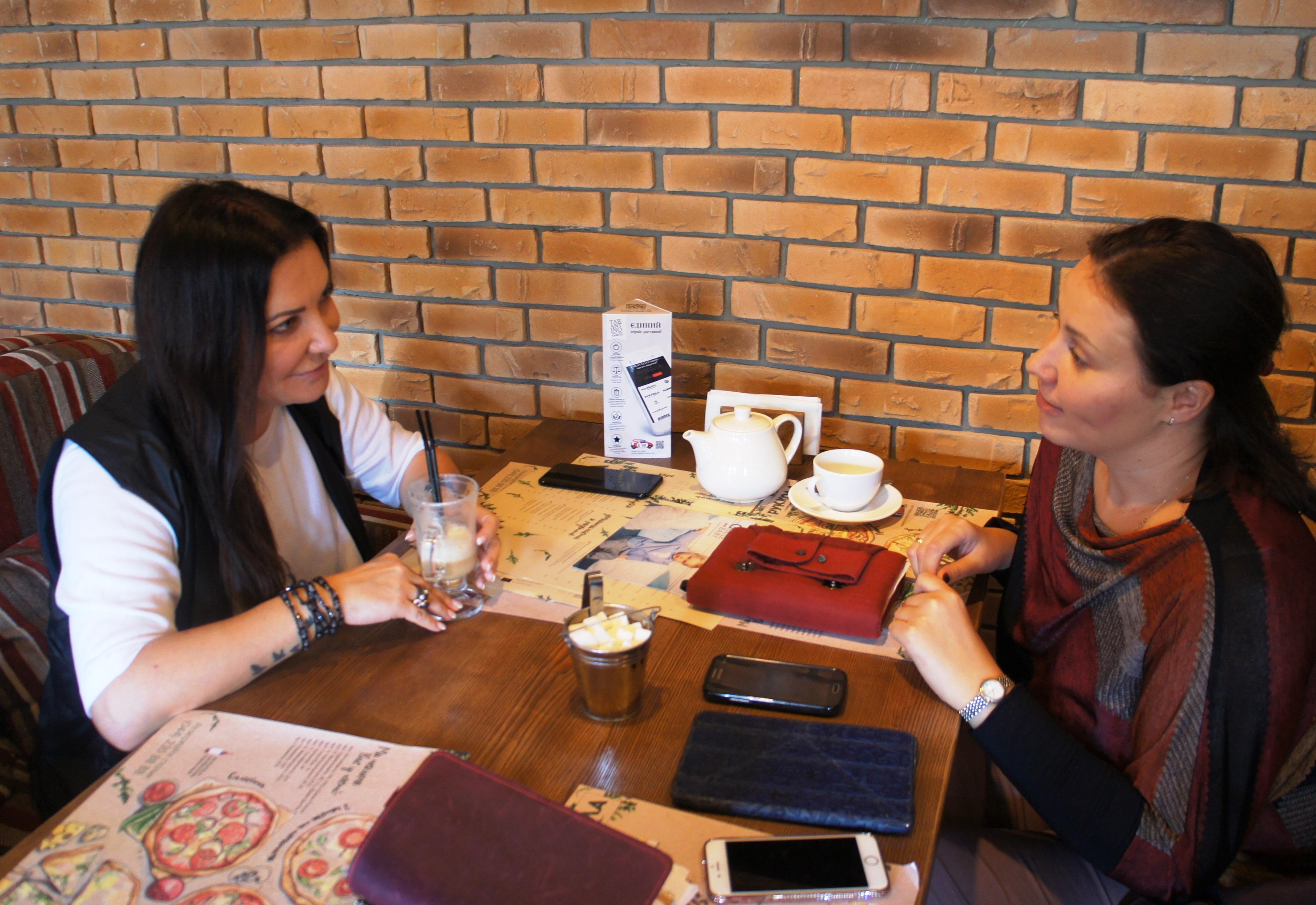 Интервью Лидия Билас, управляющий партнер креативной Международной детской школы