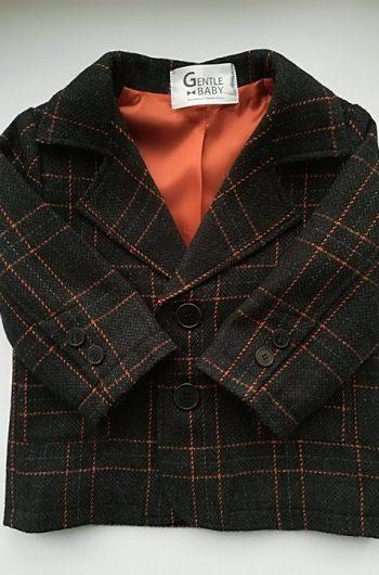 Нарядный пиджак на праздник для мальчика